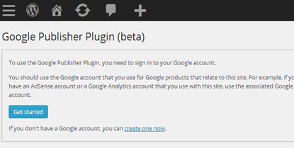 How to Utilize the Google Publisher plugin in WordPress Blogs?