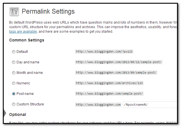 MAKE CHANGES IN BLOG SETTINGS, POST AND PAGE CREATIONS (DAY 4)