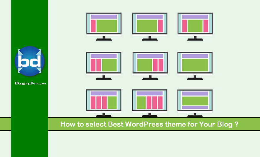 6 Points to consider Best WordPress theme Selection for your Blog