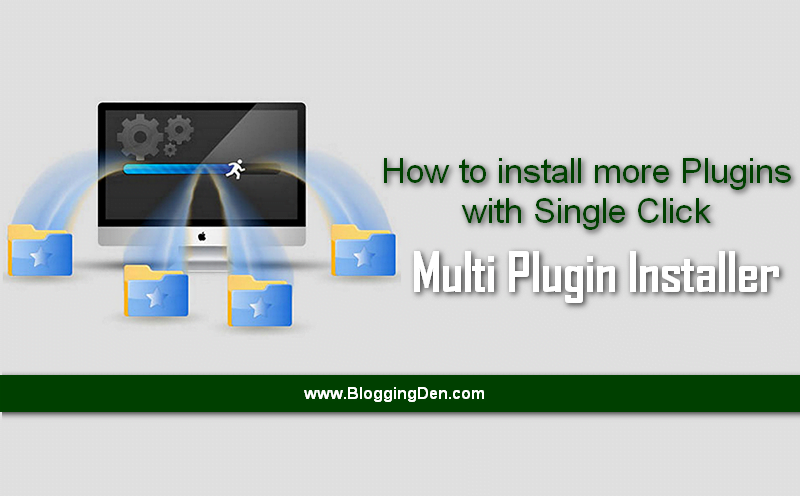 How to install more plugins with multi plugin installler plugin