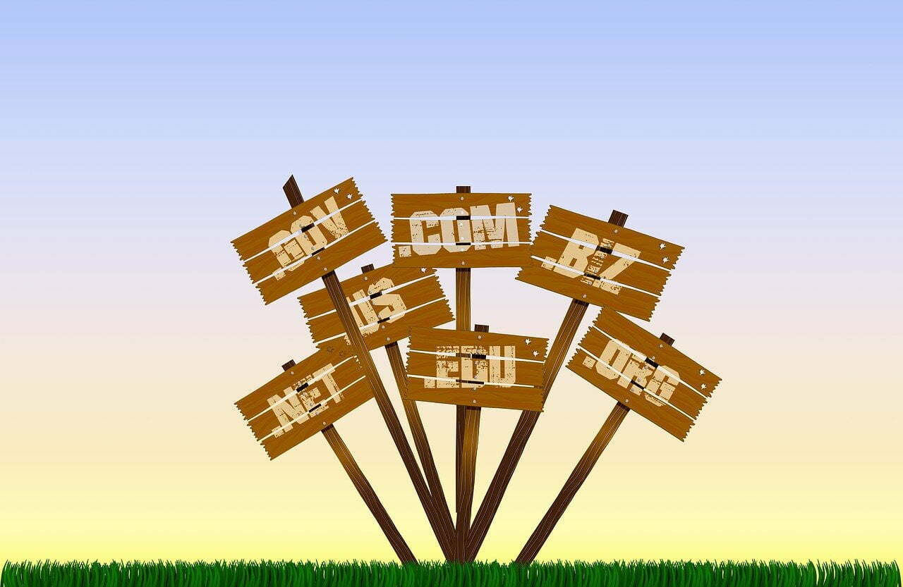 Pick a perfect domain name to start a Blog