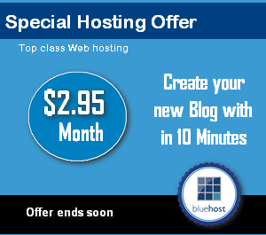Bluehost Special Offer new