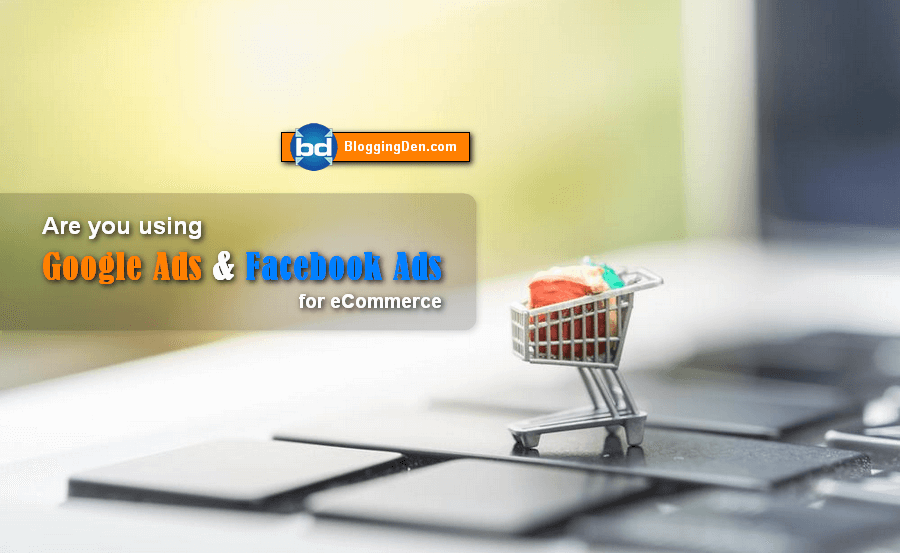 Are you using Google Ads and Facebook Ads for eCommerce Growth