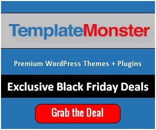 templatemonster black friday deals