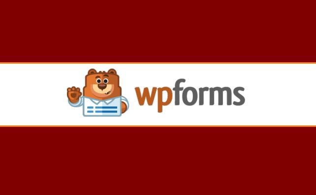 WPForms deal