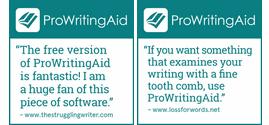 prowritingAid tool