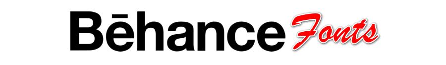 behance fonts
