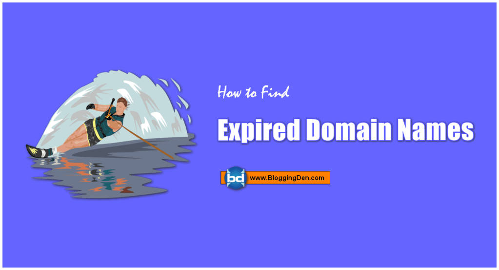 How to find expired domain names