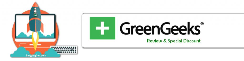 greengeeks review 2020